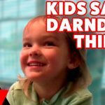 The Funniest Cute Kids Say the Darndest Things Reactions Weekly Compilation