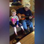 Kid Makes Up Lyrics to Grandpa's Song