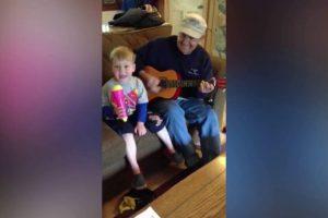 Kid-Makes-Up-Lyrics-to-Grandpas-Song