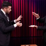 Illusionist Dan White Freaks Jimmy Out with a Telepathy Card Trick