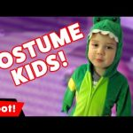 Funniest Kid Costume Videos & Halloween Bloopers of 2016   Kyoot Kids