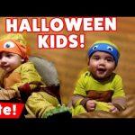 Funniest Kids Halloween Bloopers, Reactions & Moments