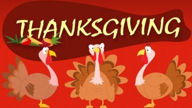 Gobble Gobble – Thanksgiving Turkey Song
