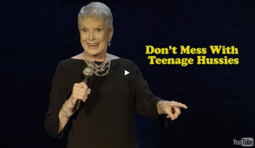 Don't Mess with Teenage Hussies – Jeanne Robertson