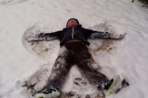 The-Cutest-Snow-Angels-Ever-Winter-Kids-and-Animals-Compilation