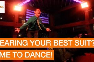 Man-Dances-on-Mechanical-Bull-Wearing-Best-Sunday-Suit-Storyful-Crazy