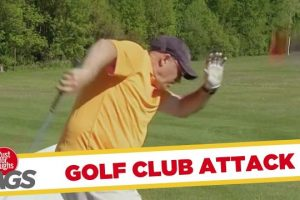 Pro-Golfer-Attacked-By-Clubs-Throwback-Thursday