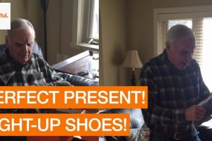 This-Dad-is-Ecstatic-About-his-new-Light-Up-Sneakers-Storyful-Feel-Good