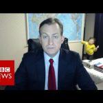 Children Interrupt BBC News Interview