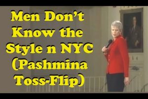 Jeanne-Robertson-Men-dont-know-the-style-in-NYC-Pashmina-Toss-Flip-story