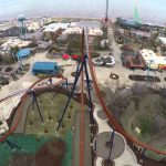 The Tallest Dive Coaster in the World