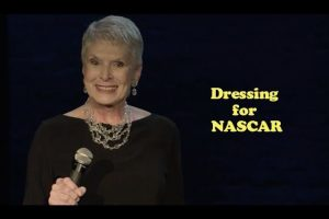 Jeanne-Robertson-Dressing-for-NASCAR