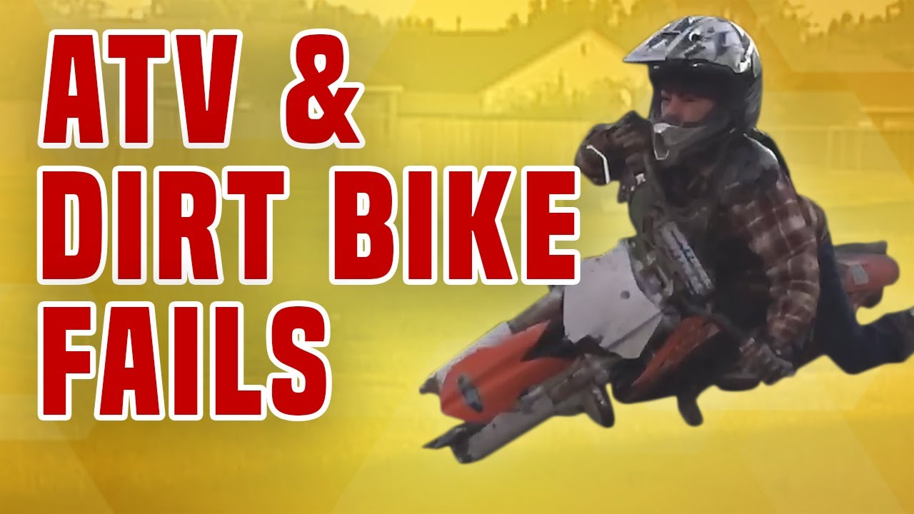 Best Atv 2017 >> ATV & Dirt Bike Fails | Funny Fail Compilation – 1Funny.com