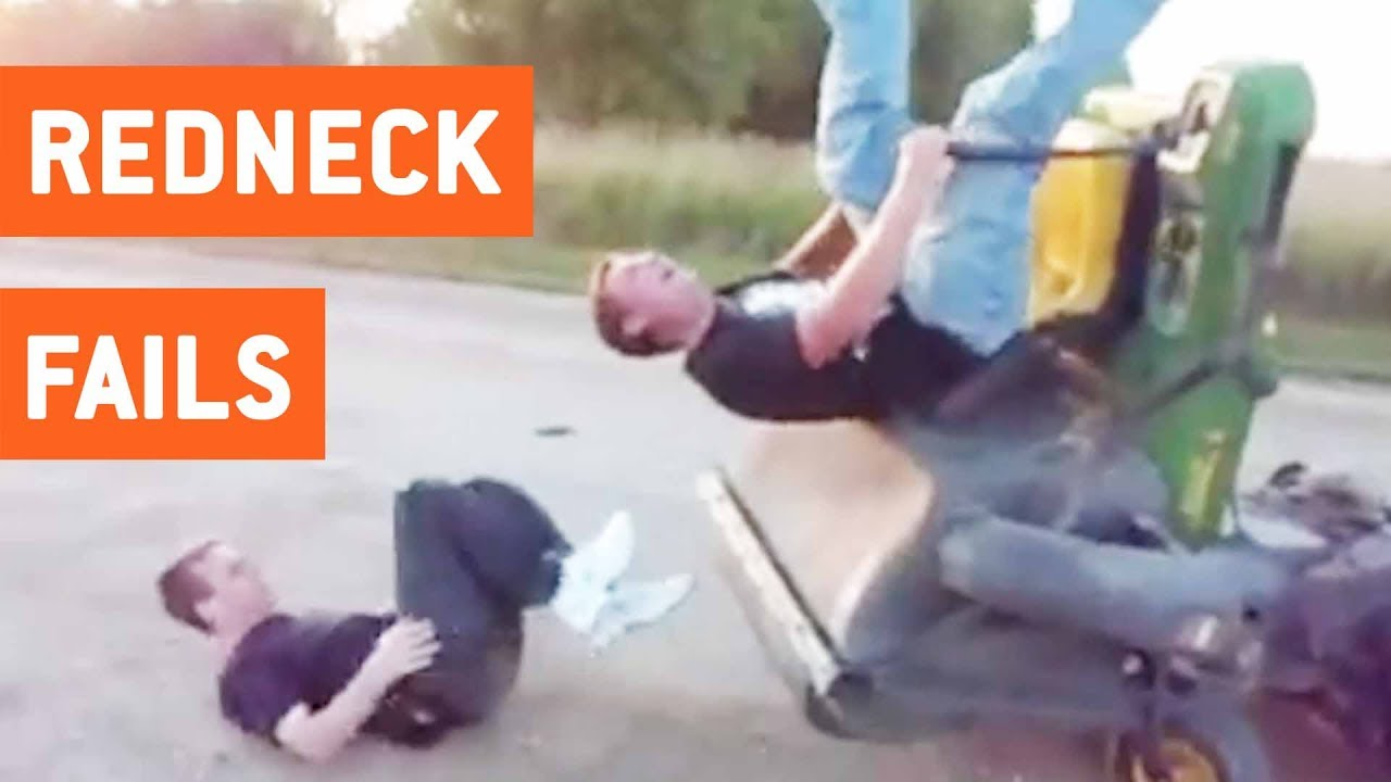 Best Redneck Fails Compilation Jukinvideo 1funny Com