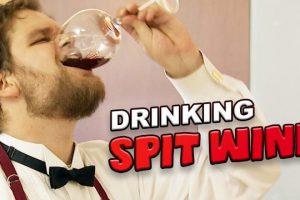Drinking-Strangers-SPIT-Prank