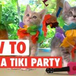 How To: Have a Tiki Party