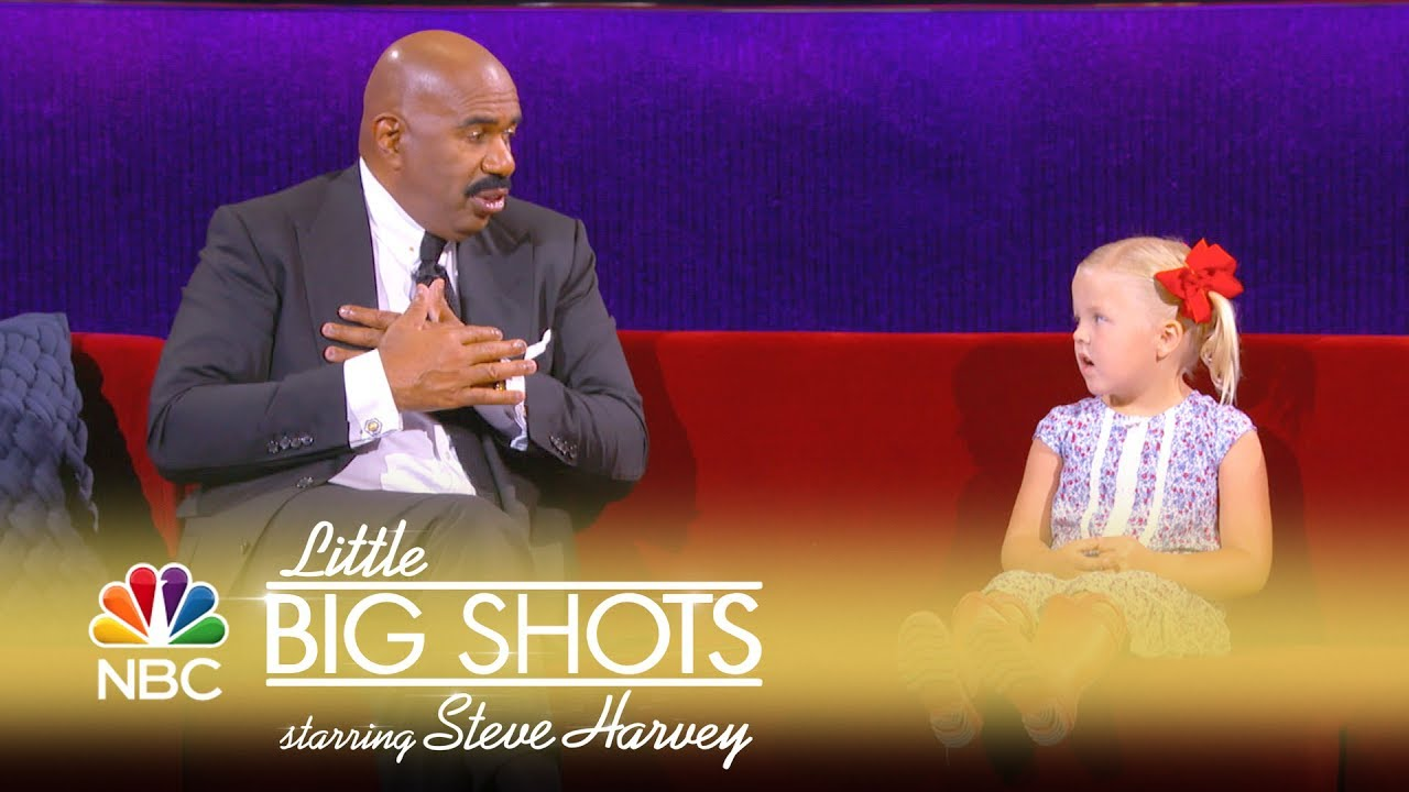 Little Big Shots – The Rules for Father's Day (Sneak Peek ...