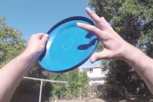 Retrieving-a-Frisbee