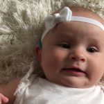 Baby Wears Hearing Aids For First Time Video 2017 | Daily Heart Beat
