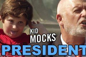Kid-MOCKS-Presidential-Election-PRANK