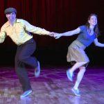 Blue Shoes Dancing