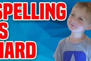 Spelling-Is-Hard-Funny-Kids-Compilation