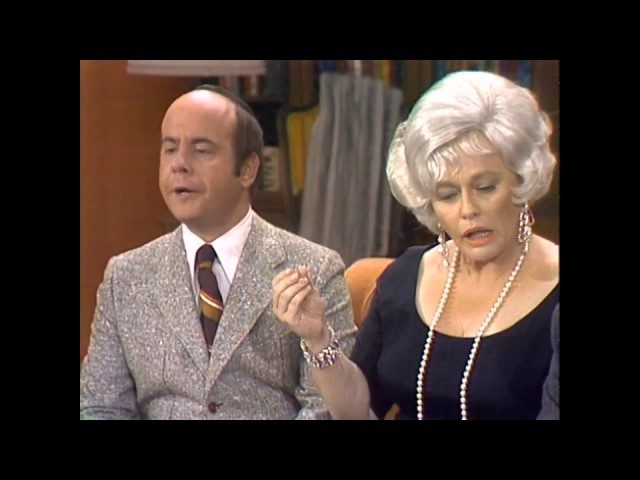 Tim Conway Carol Burnett Acting Like Dog Video