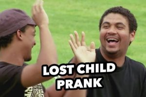 The-PRANK-With-The-Lost-Child