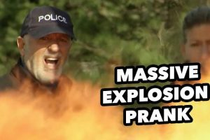 Truck-Literally-BLOWS-UP-During-Prank
