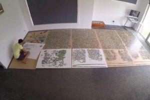 33600-piece-jigsaw-puzzle-time-lapse