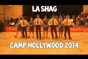 Camp-Hollywood-2014-LA-Shag-San-I-want-my-Dime-Back