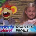 12-Year-Old Ventriloquist Dedicates Song to Mel B