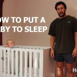 Dad Shows Us How to Put Baby to Sleep