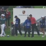 Golfer Hits a Hole-In-One Directly into the Hole