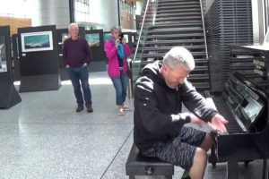 Random-Passenger-Rocks-the-Cork-Airport-Piano