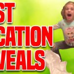 Best Vacation Reveals | Vacation Reveals Compilation