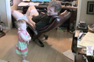 Grandpa-talks-baby-talks-back