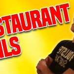 Restaurant Fails   Funny Fail Compilation