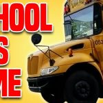 School Bus Time | Funny School Compilation