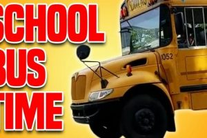 School-Bus-Time-Funny-School-Compilation