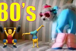 80s-Workout-Music-Montage-Week