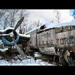 Abandoned Airplanes From Around The World