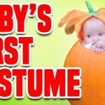 Baby's First Costume | Funny Halloween Compilation