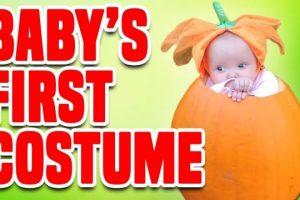 Babys-First-Costume-Funny-Halloween-Compilation