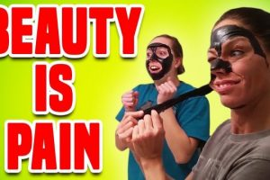 Beauty-Is-Pain-Funny-Face-Peels-Beauty-Fails