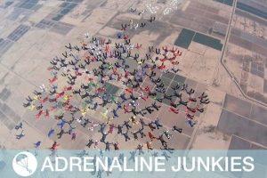 217-Skydivers-Break-World-Record