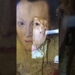 Removing 200 Years of Grime from a Painting