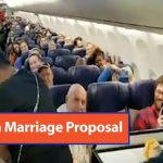 Mile High Marriage Proposal