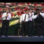 Kids Lip-Syncing to a Wonderful Christmas Song