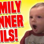 Family Dinner Fails | Family Fails Compilation